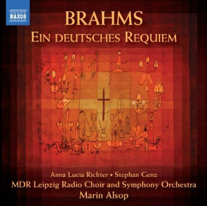 Recordings Deutsche Requiem cover 314