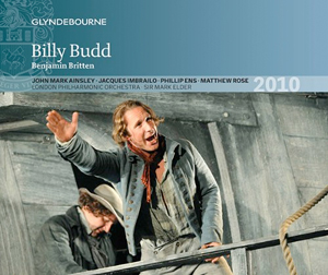 Recordings Billy Budd Cover 514