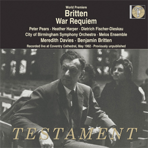 Recordings Britten War Requiem Cover 514