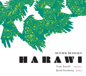 Recordings Harawi Cover 614