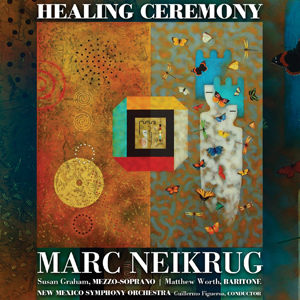 Recordings Healing Ceremony Cover 614