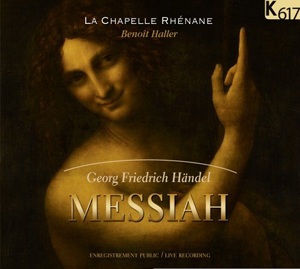 Recordings Messiah Cover 614