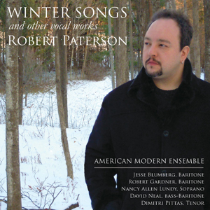 Recordings Winter Songs Cover 614
