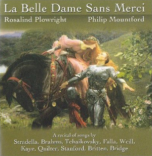Recordings Belle Dame cover 714