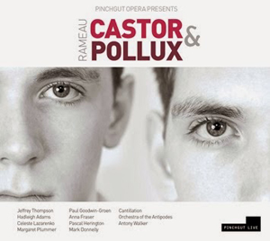 Recordings Castor Cover 714