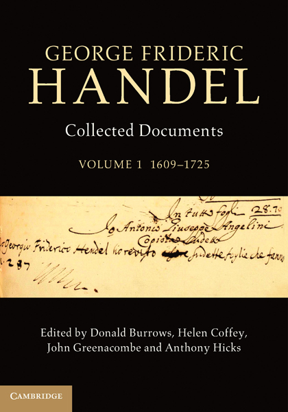 Books Handel Document 814