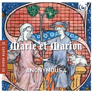 Recordings Marie Marion Cover 814