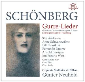 Recordings Gurrelieder cover 814
