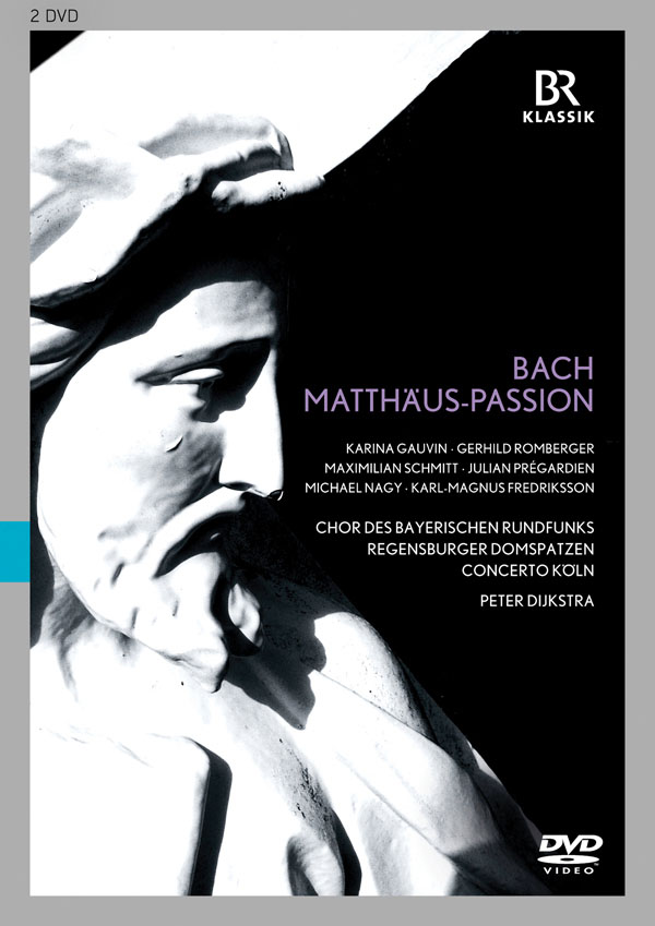 BachPassionDVD