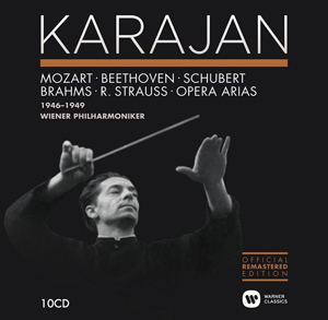 Recordings Karajan Cover 914