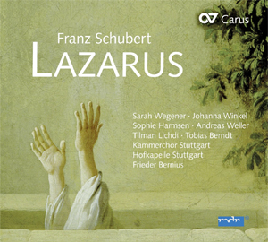 Recordings Lazarus Cover 914