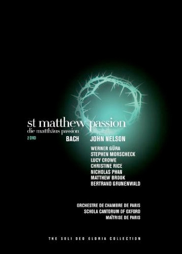 Video Matthew Passion 2 Cover 914