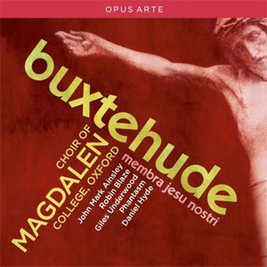 Recordings Buxtehude cover 1115