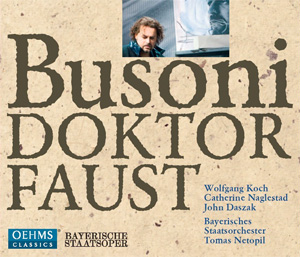 Recordings Doktor Faust Cover 1115
