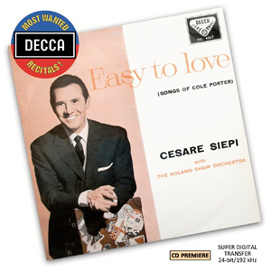 Recordings Easy to Love Cover 1115