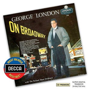Recordings London Recital Cover 1115