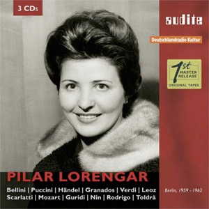 Recordings Lorengar Cover 1115