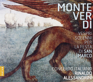 Recordings Monteverdi Vespers cover 1115