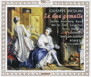 Recordings Due Gemelle Cover 1114