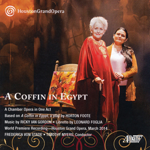 Recordings Coffin in Egypt Cover 1015