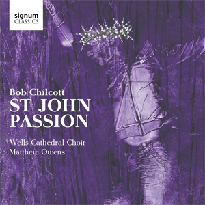 Recordings John Passion Cover 1015