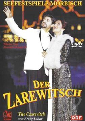 Recordings Zarewitsch Cover 1015