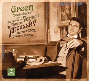 Recordings Jaroussky Green Cover 1115
