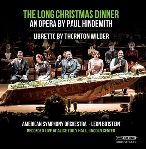 Recordings Long Christmas Dinner Cover 1215