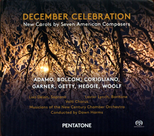 Recordings December Celebration Cover 1215