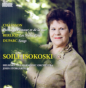 Recordings Isokoski Cover 1215