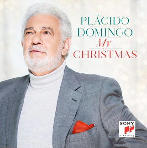 Recordings Domingo My Christmas Cover 1215