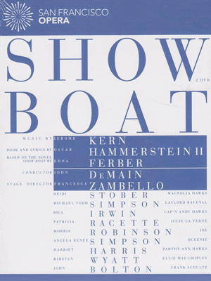 Recordings Showboat Cover 1215