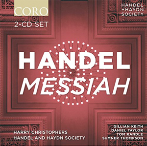 Recordings Messiah cover 215