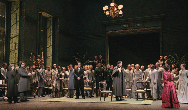 lucia di lammermoor dessay The tragic tale of the bride of lammermoor has always been a favorite of opera-goers and sopranos alike yet with the riveting singing actress natalie dessay in the.