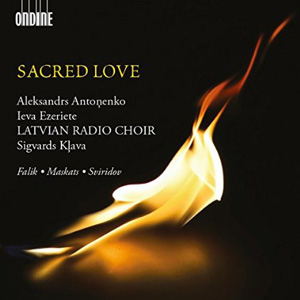 Recordings Sacred Love Cover 315