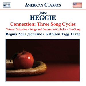 Recordings Heggie Connection Cover 315