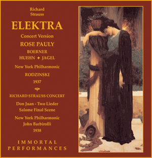 Recordings Elektra Immortal Cover 415