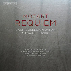 Recordings Mozart Requiem Cover 415