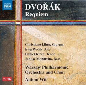 Recordings Dvorak Requiem Warsaw Phil cover 515