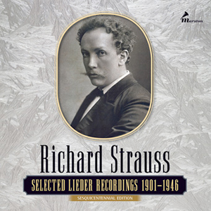 Recordings Strauss Lieder Cover 515