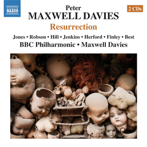 Recordings Maxwell Davies Resurrection lg 515