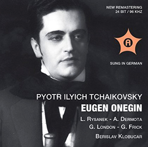 Recordings Eugene Onegin Cover 615