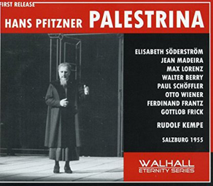 Recordings Palestrina CD Cover 615