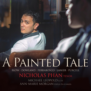 Recordings Phan Painted Tale Cover 615