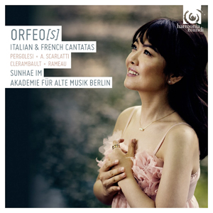 Recordings Sunhae Im Orfeos Cover 615