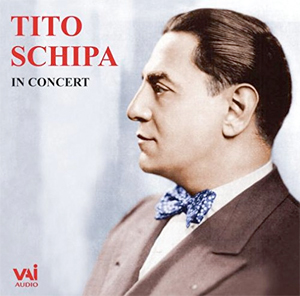 Recordings Tito Schipa Cover 615