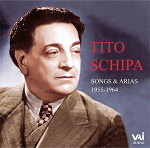 Recordings Tito Schipa Songs Cover 615