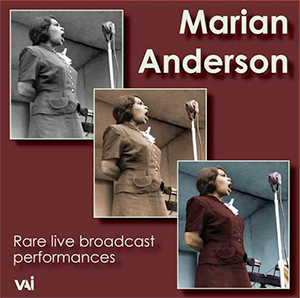 Recordings Marian Anderson Cover 715