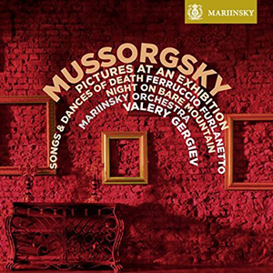 Recordings Mussorgsky Furlanetto Cover 715