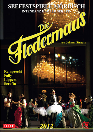 Recordings Fledermaus DVD Cover 815